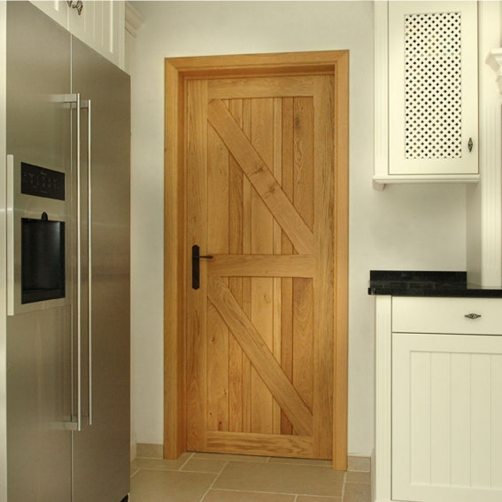 Menuiseries for Porte interieur en bois