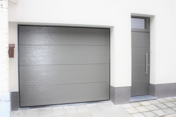 Menuiseries - Poignee de porte de garage sectionnelle ...