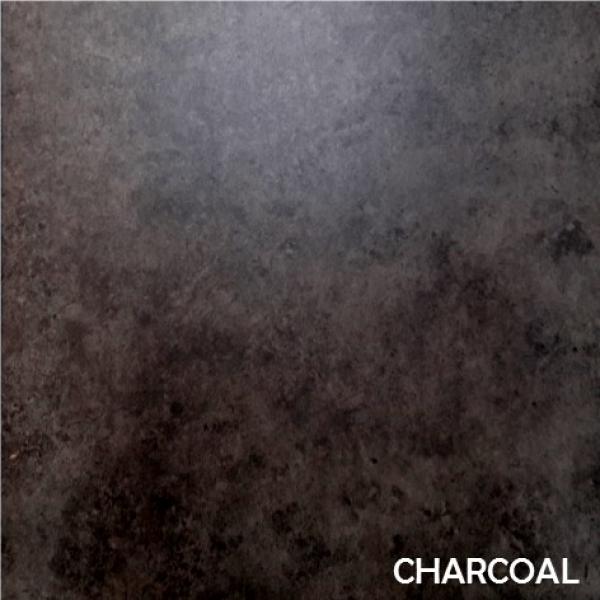 Charcoal naturel rectifié 60/60 - EN STOCK