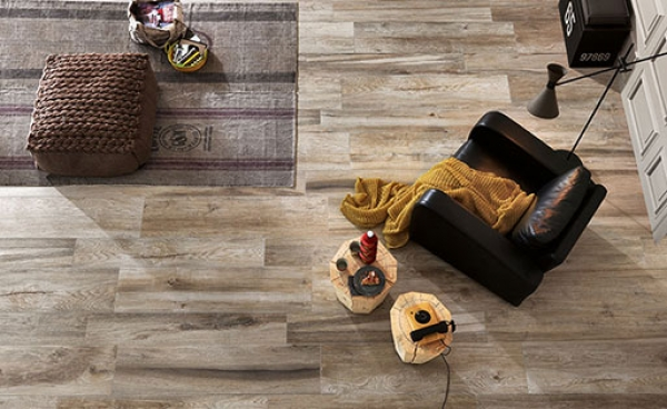 Cinnamon - carrelage imitation bois