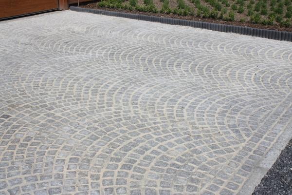 Pavés Granit portugais