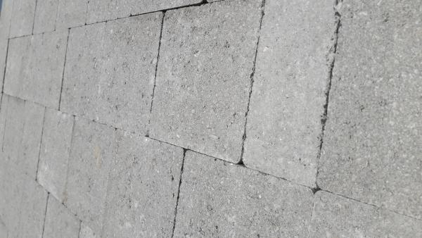 Pavés Gris Titan 14/14 x 06 cm