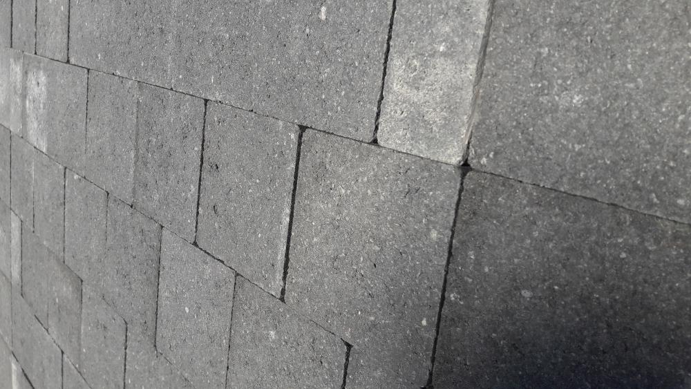 Pavés Noir Basalt