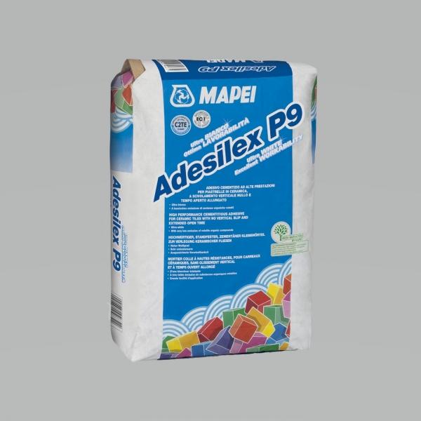 Adesilex P9 Gris sac 25kg - Ciment-colle meilleur rapport qualité-prix