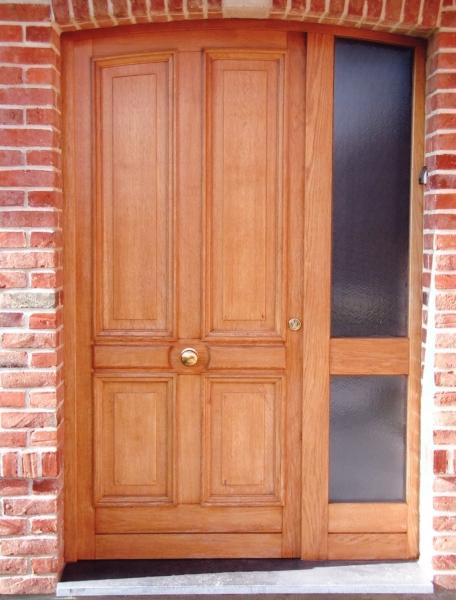 Porte bois Matisse