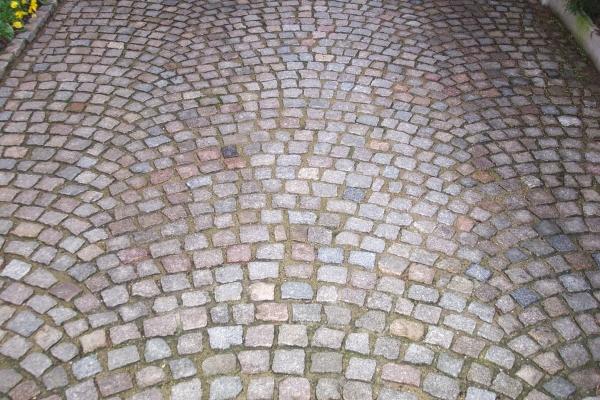 Pavés Granit suédois
