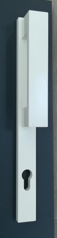 Poignée de porte Alu laqué Neva