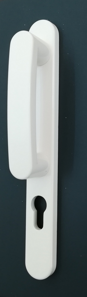 Poignée de porte Alu laqué Omni