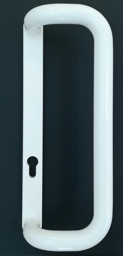 Poignée de porte Alu laqué Sigma