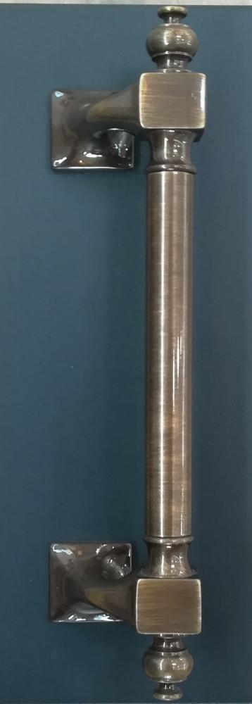 Poignée de porte en laiton Bronze Monaco
