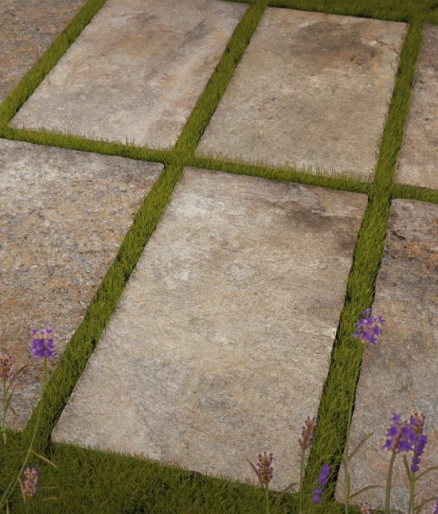 SM Porfido Naturel 40/80 x 20 mm
