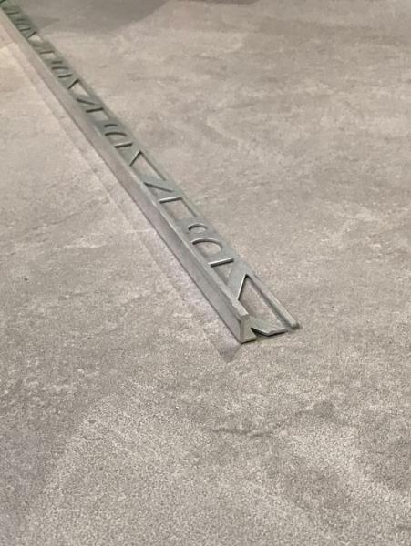 Profilé Profloor ALU 10mm - en longueur de 2m50