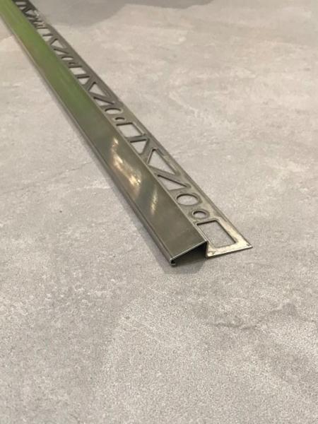 Profilé Pronivo S INOX 10mm - en longueur de 2m50