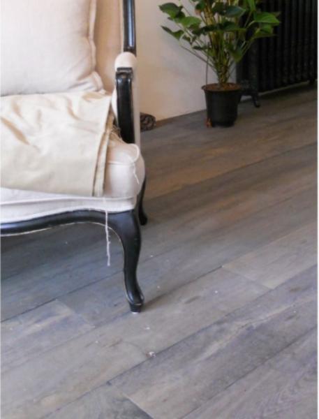 Parquet chêne massif Vintage French Grey épaisseur 14mm - largeur 150mm - longueurs variables